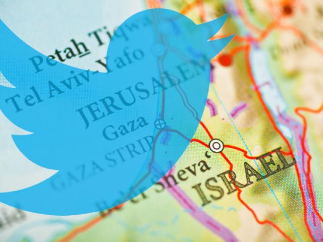 Israel and Gaza on Twitter